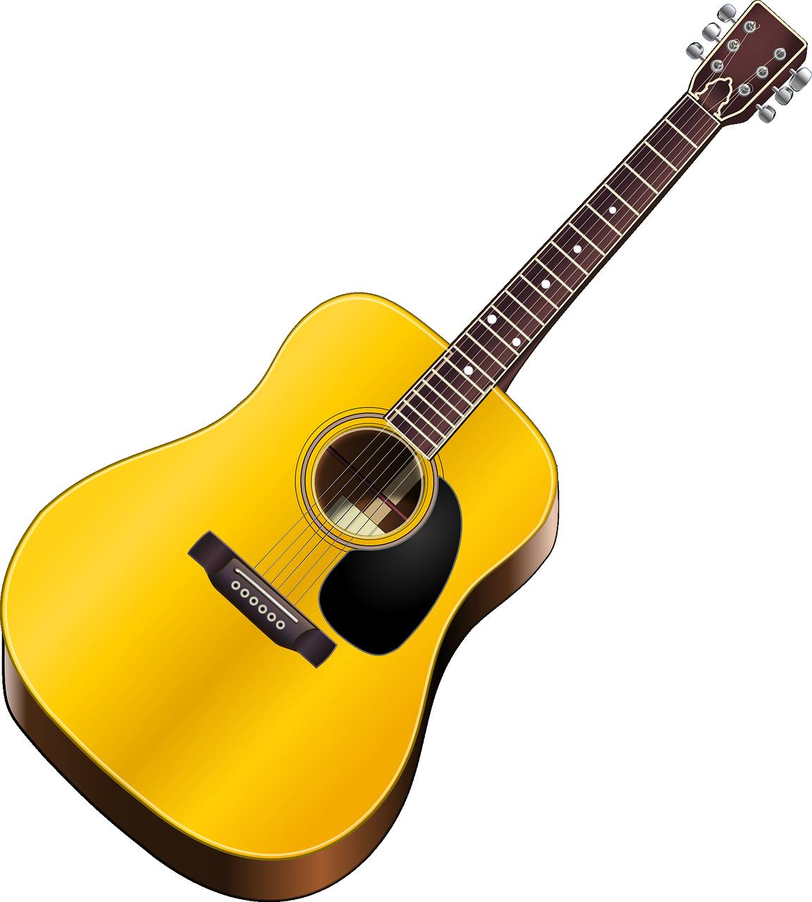 acoustic-guitar-149427_1280